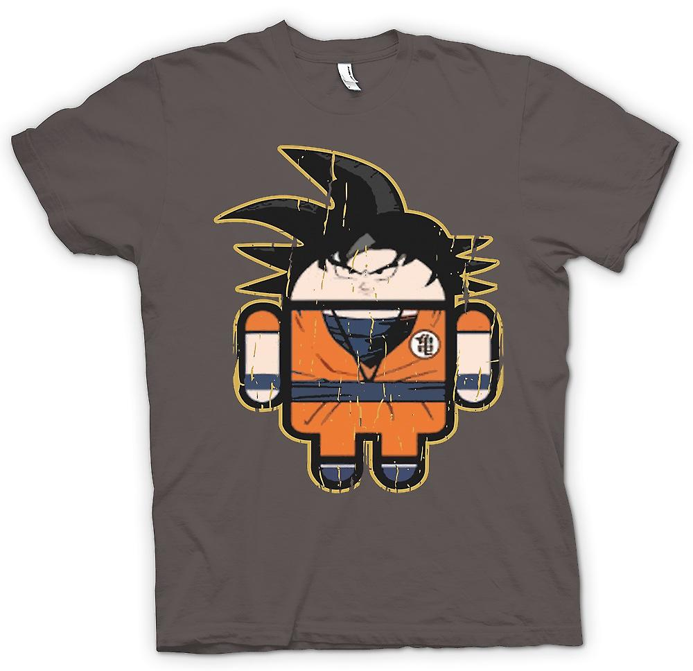 Womens T-shirt - Goku Android - Dragonball Z