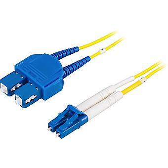 LWL Kabel duplex 7 m
