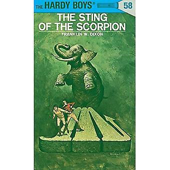 Sting av Scorpion (Hardy Boys)
