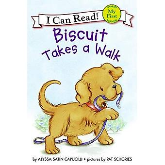 Biscuit Takes a Walk (I Can Read! My First Shared Reading
