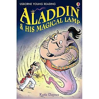 Aladyn i jego magiczna Lampa (młody czytania seria 1)