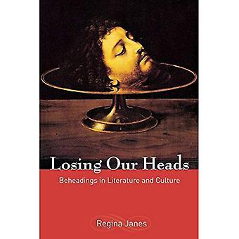 At miste vores hoveder: Halshugninger i litteratur og kultur
