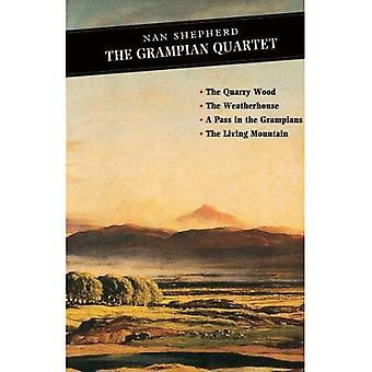 Grampian Quartet:  The Quarrywood ,  Weatherhouse ,  A Pass in the Grampian ,  The Living Mountain