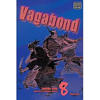 Vagabundo, volumen 8