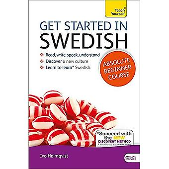 Get Started in Swedish Absolute Beginner Course: (Book and audio support) The essential introduction to reading...
