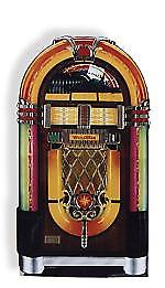 Wurlitzer Jukebox papp åpning