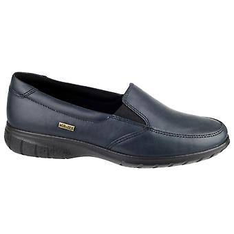 Cotswold Withington Ladies Leather Slip On Loafer Shoe