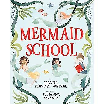 Meerjungfrau-Schule