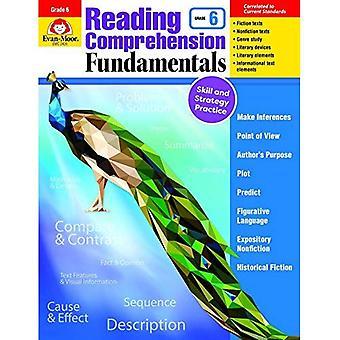 Reading Comprehension Fundamentals, Grade 6 (Reading Comprehension Fundamentals)