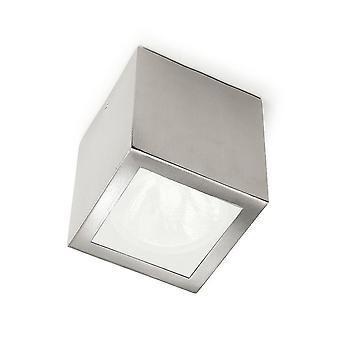 Luce di soffitto all'aperto in acciaio inox di Afrodita - Leds-C4 15-9558-CA-B8