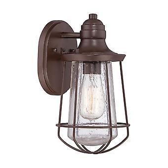 Marina uno QZ/MARINE/piccole Applique Lanterna - Elstead illuminazione Qz / Marine / QZ/MARINE/S
