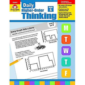 Daily Higher-Order Thinking,� Grade 6 (Daily Higher-Order Thinking)