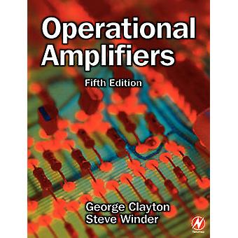 Operational Amplifiers by Clayton & G B