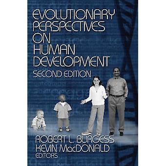 Prospettive evolutive sullo sviluppo umano di Burgess & Robert L.