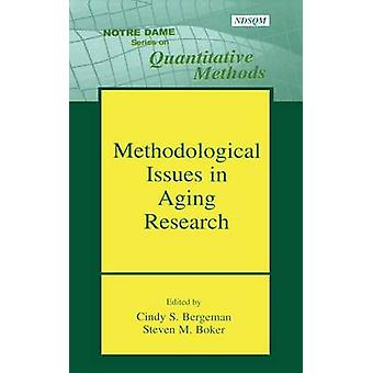 Methodological Issues in Aging Research by Bergeman & Cindy S.