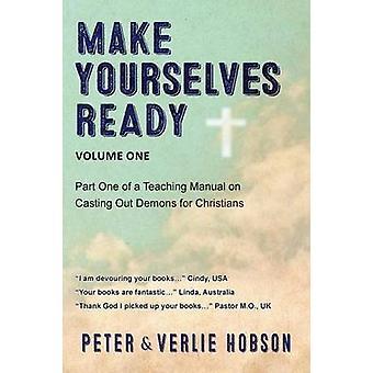 Maak jezelf klaar Volume One door Hobson & Peter