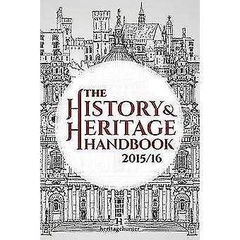 De geschiedenis erfgoed handboek 201516 door Chapman & Andrew