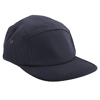 Beechfield Canvas 5 Panel Classic Baseball Cap (Pack of 2)
