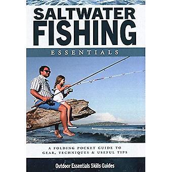 Zoutwater visserij Essentials: Een waterdichte vouwen Guide to Gear, technieken & nuttige Tips (buiten Essentials vaardigheden gids)