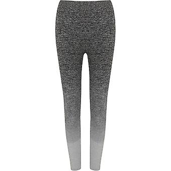 Outdoor Look Womens/Ladies Seamless Fade Out Gym Leggings