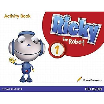 Ricky the Robot 1 Activity Book