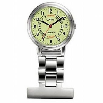 Lorus Professional Unisex Lumibrite Nurses Fob Watch RG253CX9