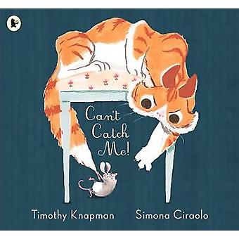 Can't Catch Me! by Timothy Knapman - 9781406378399 Book