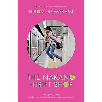 The Nakano Thrift Shop by Hiromi Kawakami - Allison Markin Powell - 9