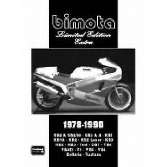 Bimota Limited Edition Extra 1978 - 1990 by R. M. Clarke - 9781855207