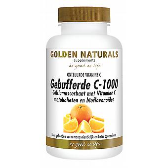 Golden Naturals Buffered C1000 (180 tabl.)