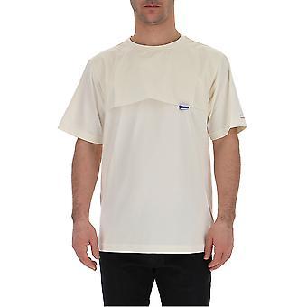 PUMA weiß Baumwolle T-shirt