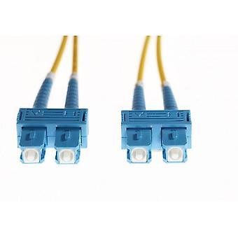 Sc-Sc Os1/Os2 Singlemode Fibre Optic Cable
