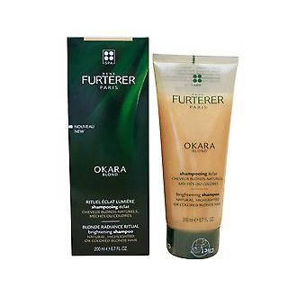 Rene Furterer Okara Blonde Brightening Shampoo 6.7 OZ