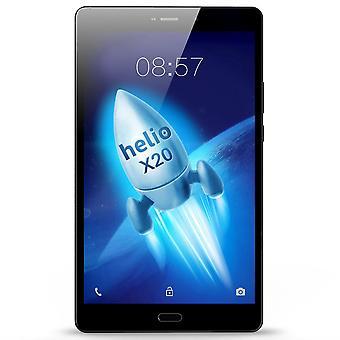Cube x1 8.4-inch mtk x20 deca core android 7.1 4gb ram 64gb rom ips fingerprint 4g tablet pc- us plug