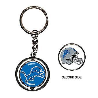 Wincraft SPINNER Schlüsselanhänger - NFL Detroit Lions