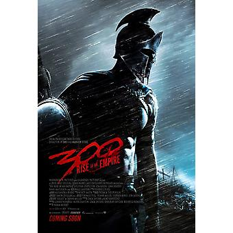 300 Rise Of An Empire Poster Double Sided Advance (2014) Original Cinema Poster