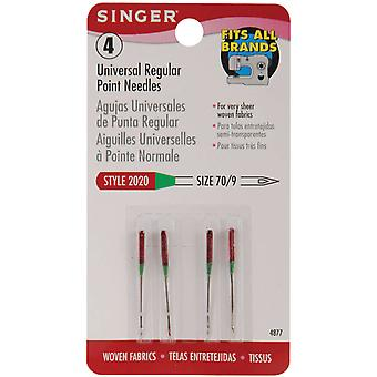 Regular Point Machine Needles Size 9 70 4 Pkg 4877