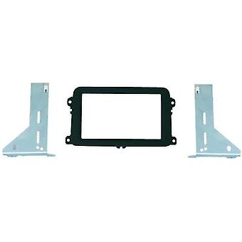 Car stereo doble DIN placa AIV Volkswagen Golf V, Volkswagen Golf Plus, Volkswagen Pass
