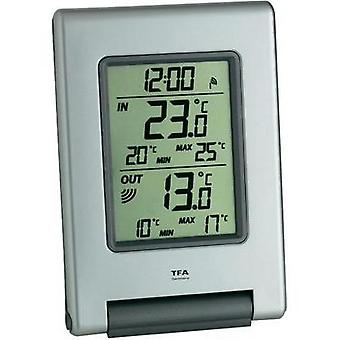 Thermometer TFA 30.3050.54.IT EASY BASE Funk-Thermometer