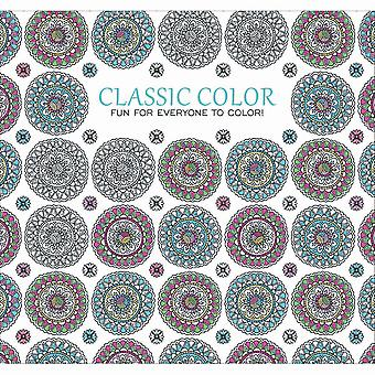 Leisure Arts-Classic Color LA-57372