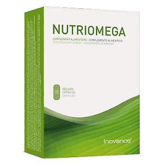 Inovance Nutri Omega 60cap. (Vitamins & supplements , Omegas & fatty acids)