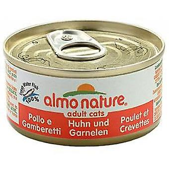 Almo Nature Legend Chicken And Prawns (Cats , Cat Food , Wet Food)