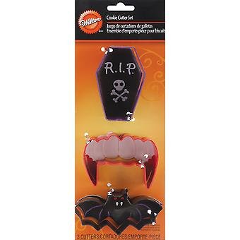 Cookie Cutter Set 3/Pkg-vampier W2308559