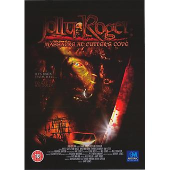 Jolly Roger Massacre at Cutters Cove Movie Poster (11 x 17)