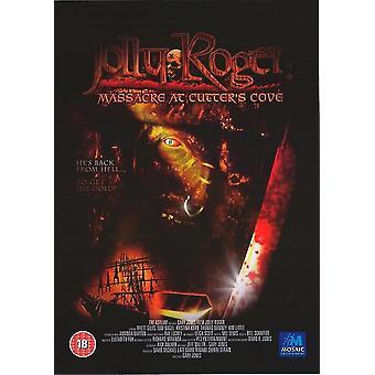 Jolly Roger massakren på kuttere Cove film plakat (11 x 17)