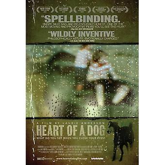 Hjertet af en hund film plakat (11 x 17)