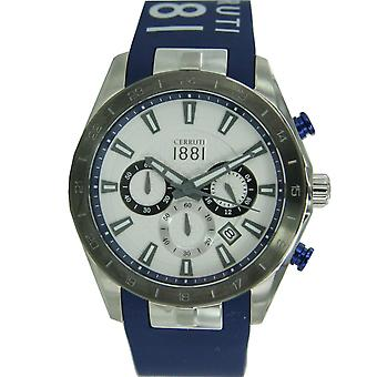 Cerruti 1881 mens watch wristwatch stainless steel CRA095E255G