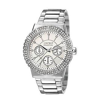 ESPRIT collection ladies watch wristwatch Angelia stainless steel EL102062F04
