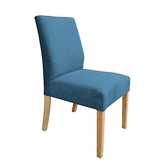 Kyle Wood Upholstered Chair - Color Selection