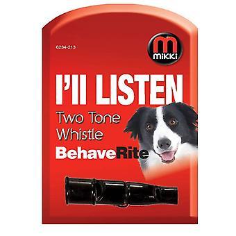 Mikki Two Tone Whistle